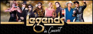 Legends in Concert in Myrtle Beach