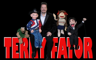 Terry Fator at Alabama Theater
